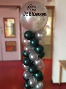 Ballonpilaar Bloesem