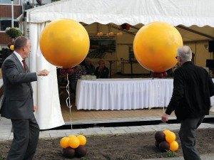 Knal ballonnen