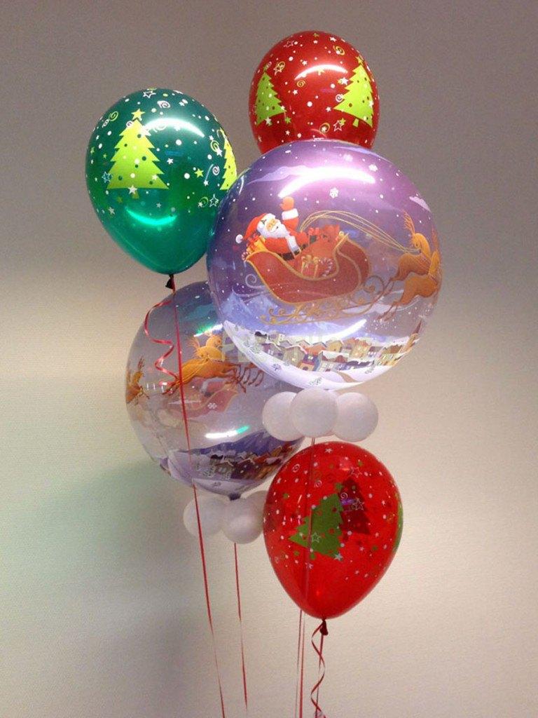 helium ballonnen boeket