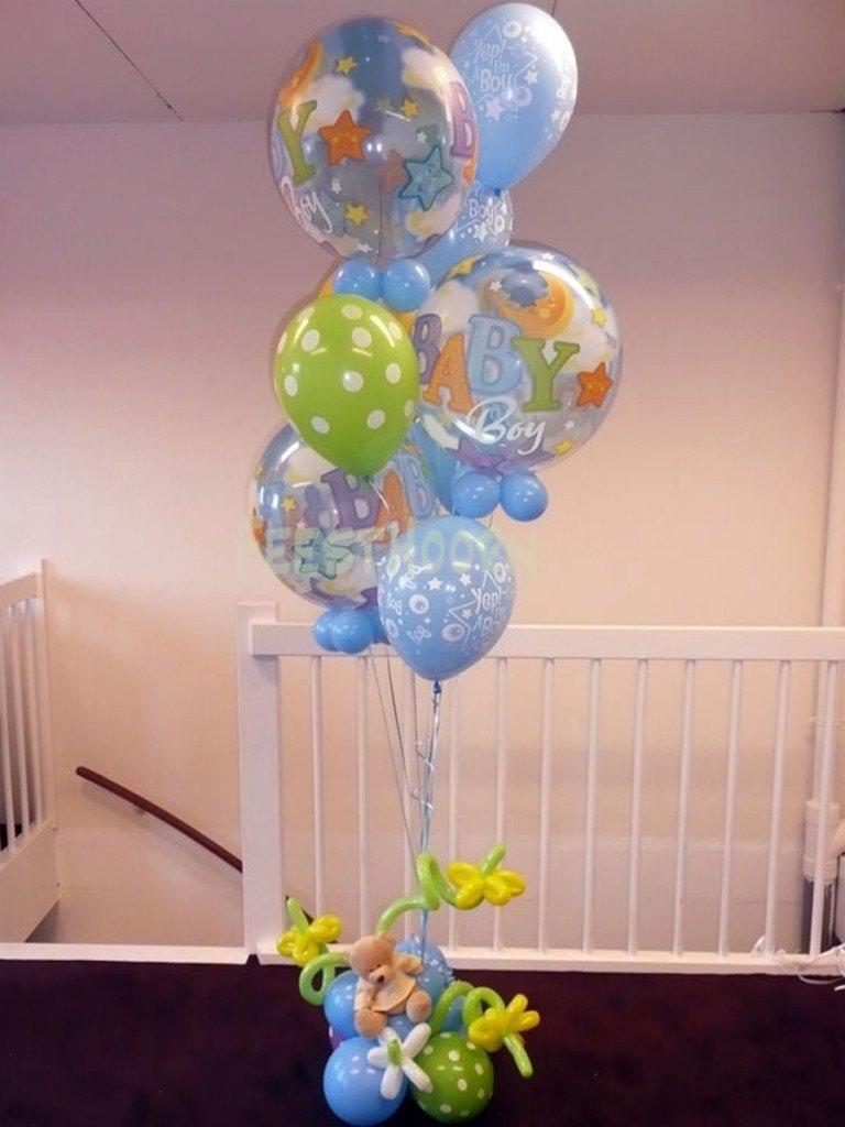 Heelium ballonnen