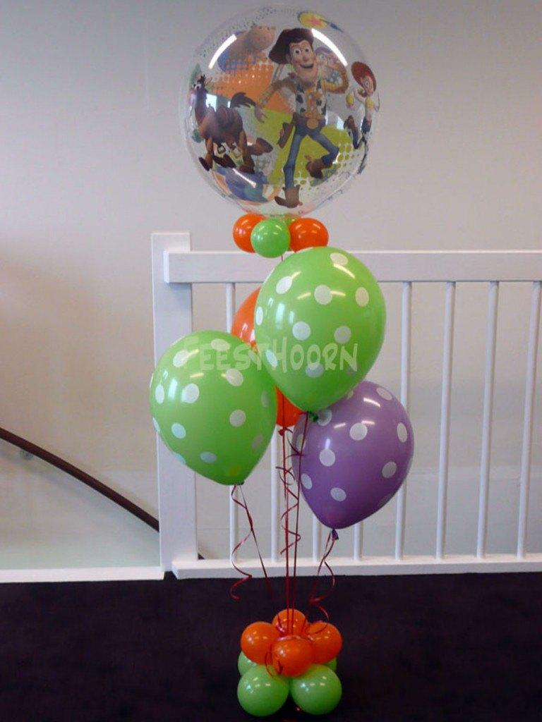 Helium ballonnen verjaardag