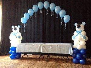 Helium Baby boog