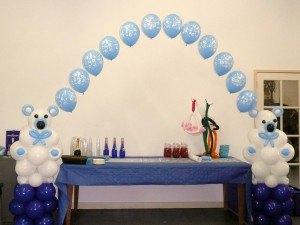 Geboorte heliumboog