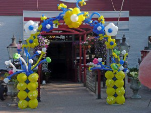 fantasie ballonnenboog
