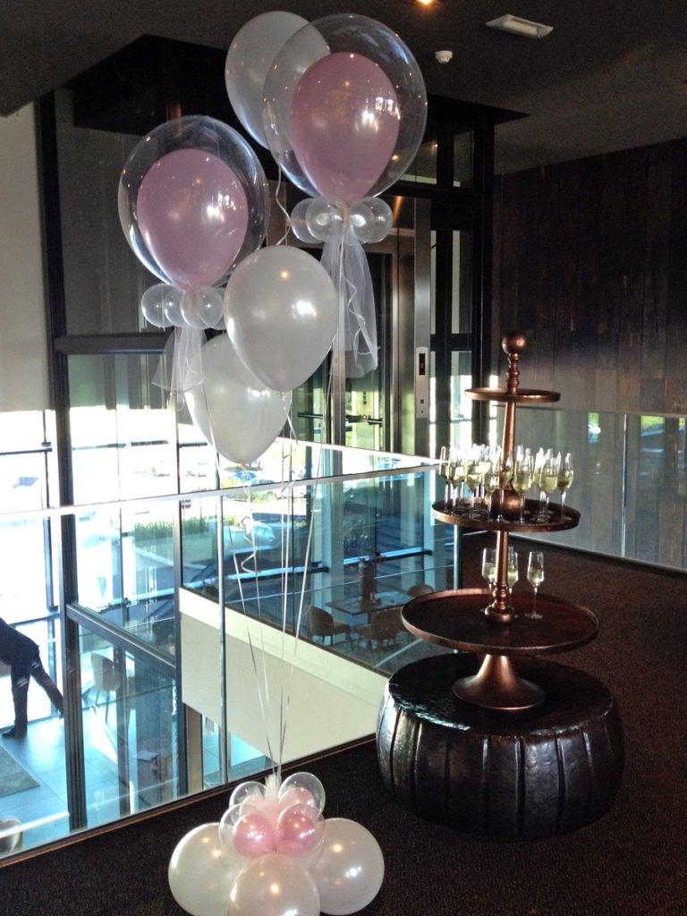 Helium ballonnen huwelijk
