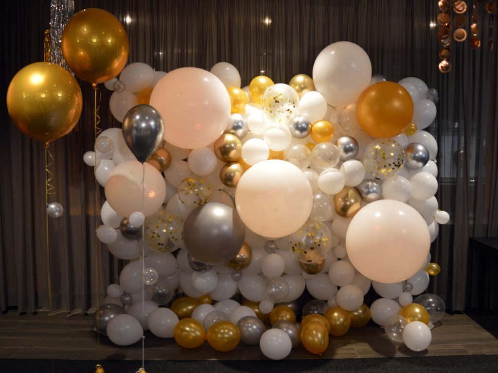 Organische ballonnenwand