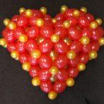 Ballonnen 3D hart